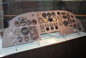 Instrumentenbrett der Focke-Wulf FW 200 C-3 'Condor'