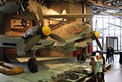 Zerstörerflugzeug Messerschmitt Bf 110 F-2 LN-NR