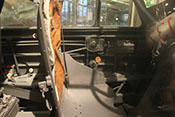 Flugzeugführersitz der Junkers Ju 88 G-1 von 1944
