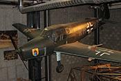 Sport- und Schulflugzeug der Fliegergrundausbildung - Bücker Bü 181 'Bestmann' mit der Werknummer 501659 von 1944