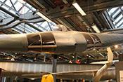 Nurflügler-Versuchsflugzeug Horten Ho II L 'Habicht' von 1937