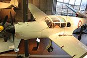 Nord 1002 von 1945 - Lizenzbau der Messerschmitt Bf 108 'Taifun'