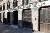 In Flanders Fields Museum in den Tuchhallen der belgischen Stadt Ypern