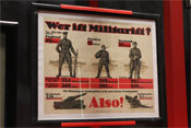 Deutsches Propagandaplakat von 1914