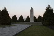 Kanadische Gedenkstätte in Sint Julien, dem Ort des ersten deutschen Gasangriffs vom 22. April 1915