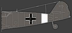 Rumpfband für im Mittelmeerraum operierende Verbände - Variante 1 (hinten)