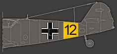 Rumpfband der Jagdfliegerschule 1