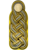 Schulterstück: Generalmajor