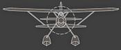Eineinhalbdecker - Heinkel He 114